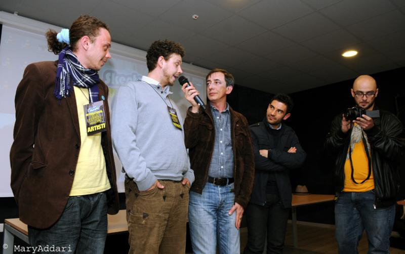 Skepto International Film Festival 2012 - Environmental Sustainability Special Award