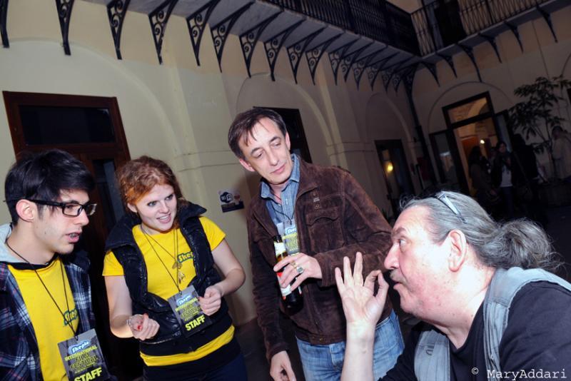 Skepto International Film Festival 2012 - giurati e volontari