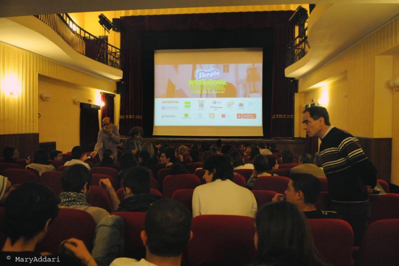 Skepto International Film Festival 2012 - matineé scuole