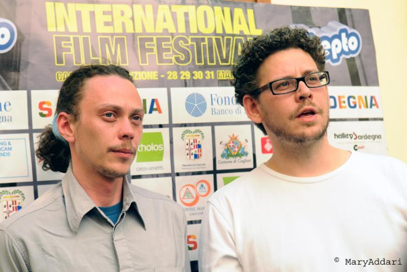 Skepto International Film Festival 2012 - Peter e Carsten Altmann