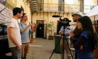 Skepto International Film Festival 2012 - Andreas Orhalmi e Johan Rosenberg