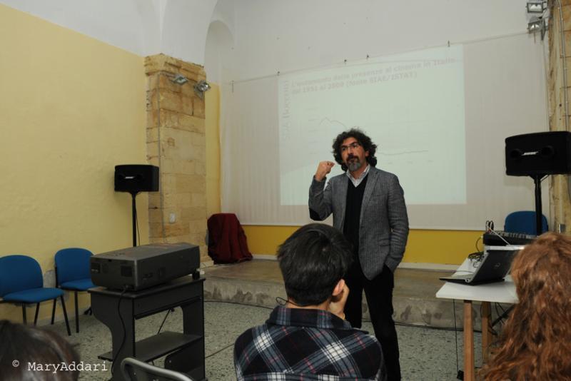 Skepto International Film Festival 2012 - Workshop Gabriele Troilo