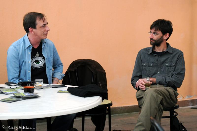 Skepto International Film Festival 2012 - Daniele Lucca e Christoph Baumann