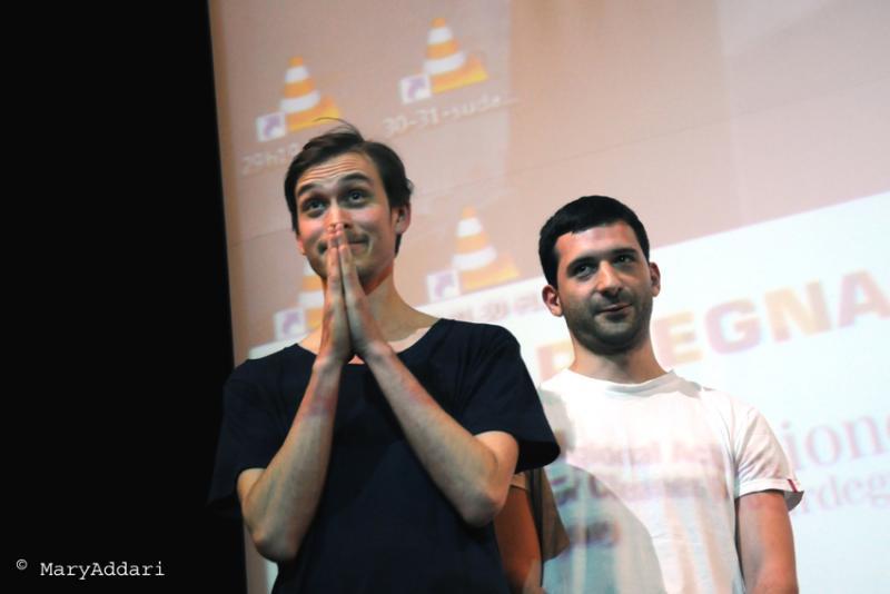 Skepto International Film Festival 2012 - Johan Rosenberg e Andreas Orhalmi