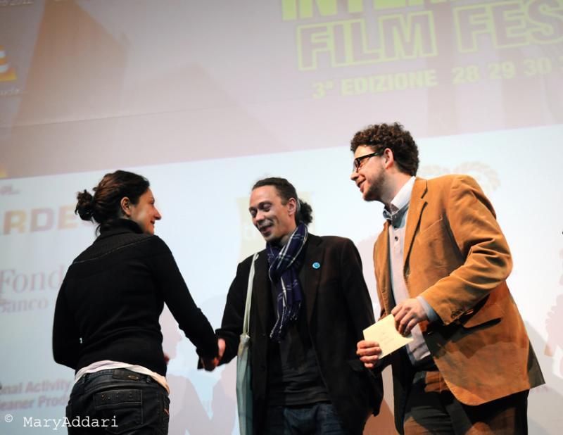 Skepto International Film Festival 2012 - premiazione Sostenibilità Ambientale
