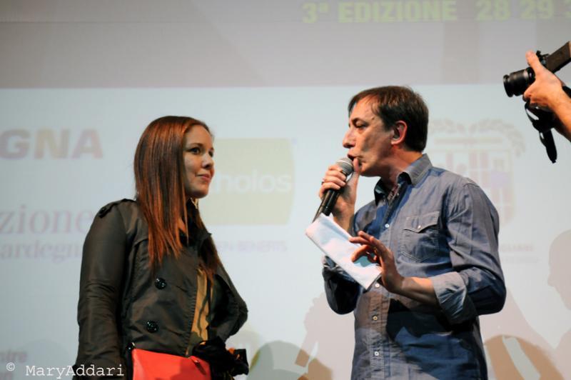 Skepto International Film Festival 2012 - Maria Paz Montecinos e Daniele Lucca