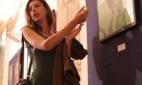 Viola Vistosu, una degli artisti della mostra Soupe d'Art