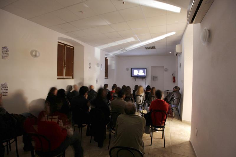 Proiezioni della seconda serata - Hostel Marina sala B