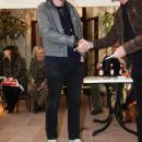 """Premiazioni: Max Hattler, vincitore della categoria SuperShort con """"Spin"""""""