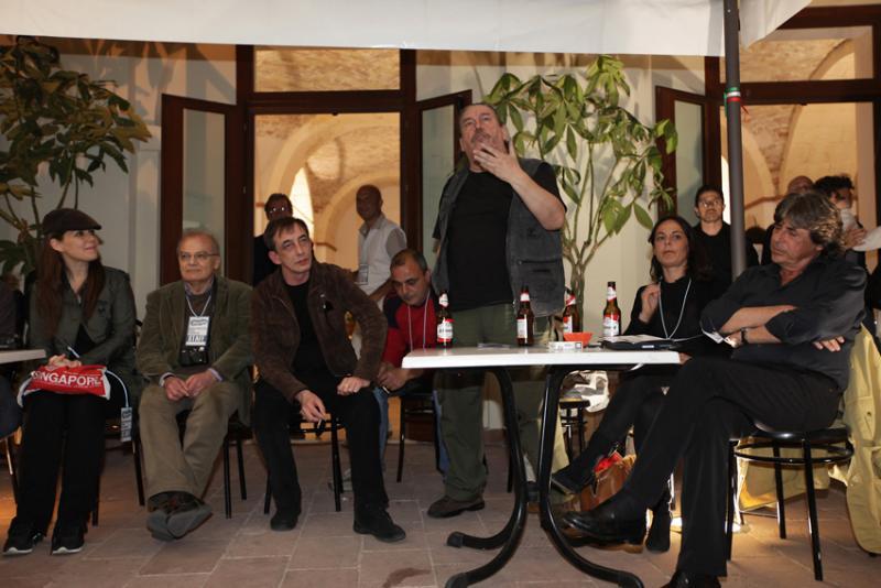 Premiazione e chiusura del Festival: discorso del giurato Alberto Signetto
