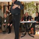 Premiazione e chiusura del festival: discorso del giurato Alessandro Ippolito